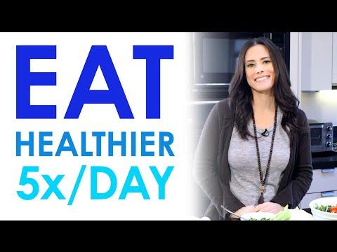 How to Eat Healthier: Eat Veggies 5x a Day | Keri Glassman