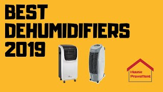 11 Best Dehumidifiers in 2019: Home, Basement and Industrial