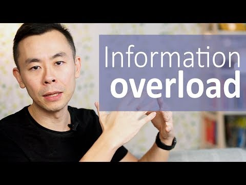 How to deal with information overload | Hello Seiiti Arata 82