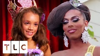 Getting Some Pageant Tips From A Drag Queen! | Toddlers And Tiaras
