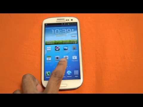 Sprint Samsung Galaxy s3 Multi Window Official Update by Sprint / Samsung
