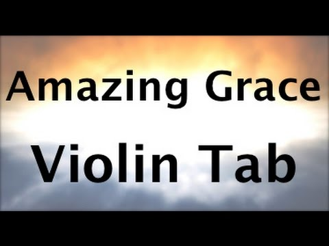 Amazing Grace on the Violin SLOW VERSION