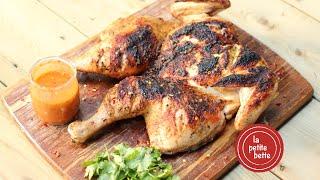 🍗🔥Poulet grillé à la portugaise (piri piri) 🔥🍗Tuto BBQ