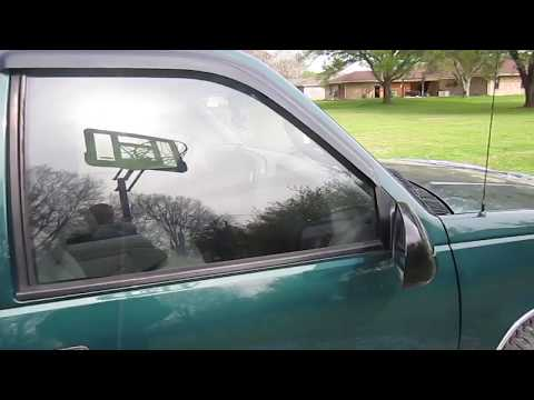Vent Visors For My 1998 Chevy C1500