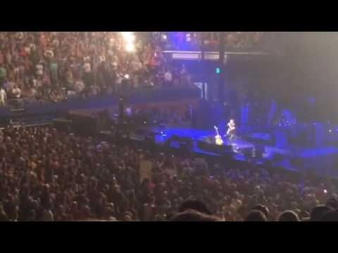 Pearl Jam Eddie Speaks Before You Got To Hide Your Love Away Lexington KY 4/26/16