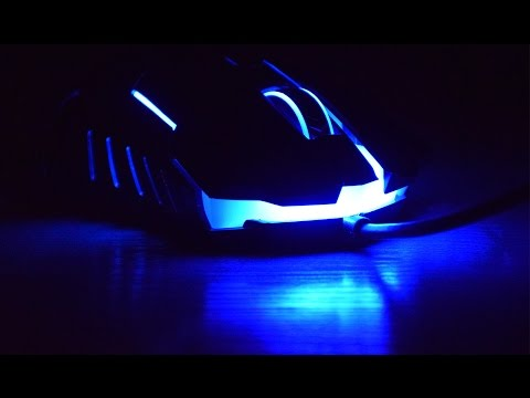 Review: PrimAcc Wired LED Gaming Mouse