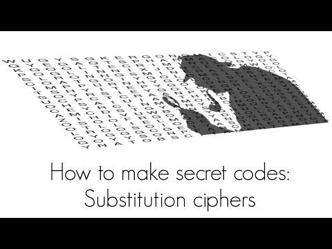 Let's make secret codes