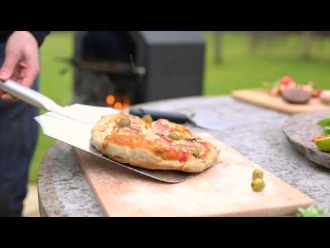 Multi-Function Outdoor Pizza Oven / BBQ