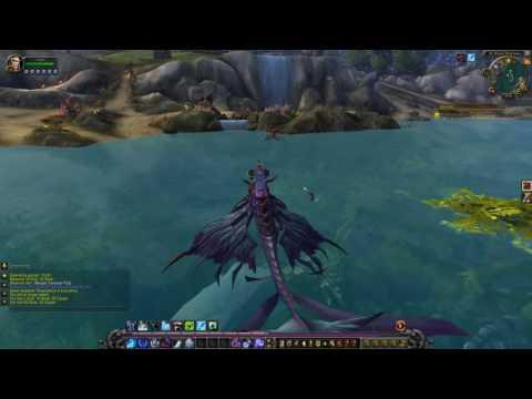 Presentation is Everything Quest ID 37728 Playthrough Azsuna Legion Beta