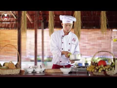 Vietnamese Lotus Seed Sweet Soup - Chef Tan - World Food Studio
