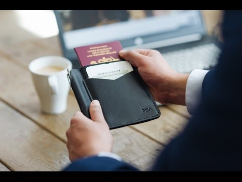 5 Amazing Travel Wallets For Your Business Trip You Must Have!!
