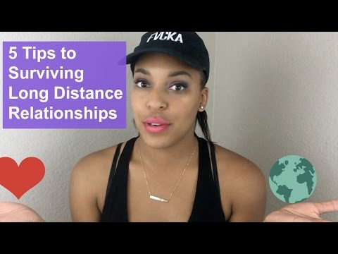 5 Tips to Surviving Long Distance Relationships