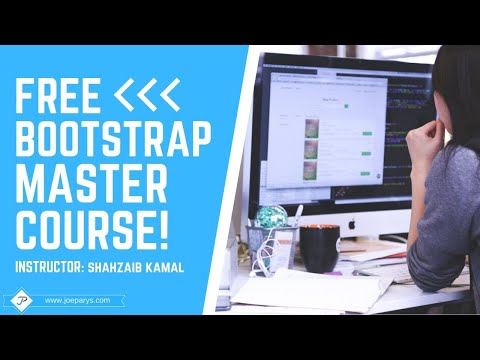 The Complete Bootstrap Masterclass Course: Build Four Web Development Projects