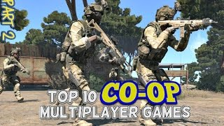 Top 10 CO-OP multiplayer games for Android/iOS (Wi-Fi/Bluetooth) - P2