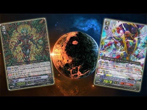 Dark Irregulars Vs Vermillion Kaiser - Cardfight!! Vanguard Locals Round 1 Game 1