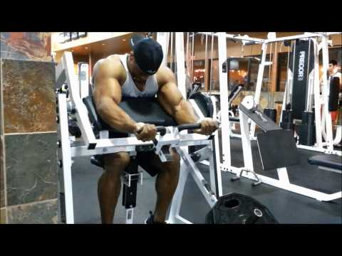 Quick Sleeve Busting Arm Workout
