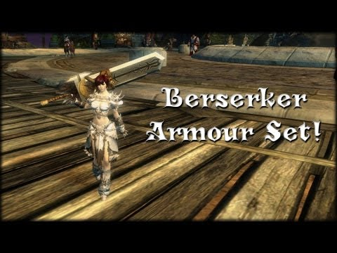 Guild Wars 2 - Berserker Armour Set/Look