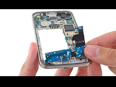 S5 Mini not working charging port fix