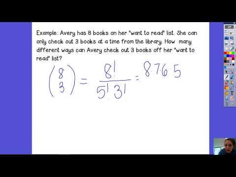 13.2 Combination Example