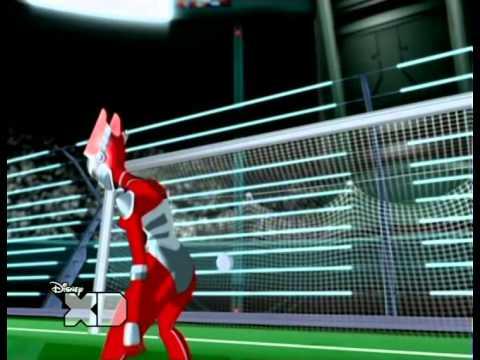 Galactik Football Season 3 Episode 26 FINALE