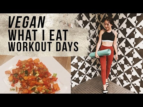 VEGAN WHAT I EAT: PRE/POST WORKOUT MEALS + TIPS!