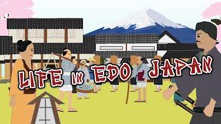 Life in Edo Japan (1603-1868)