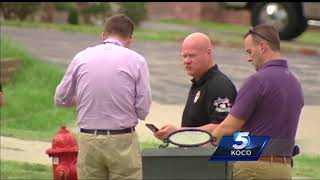Officers find homicide victim inside Spencer home during welfare check