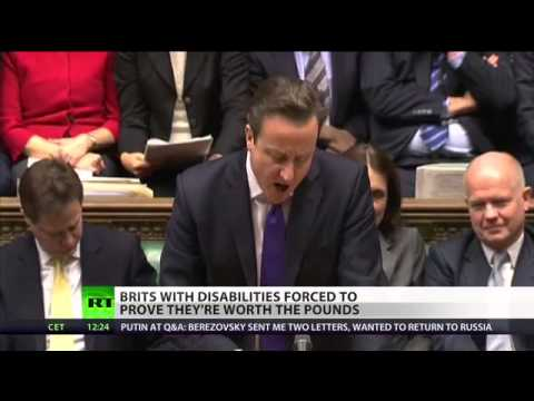 Insult to Injury  UK's disabled must 'prove' handicaps to get benefits