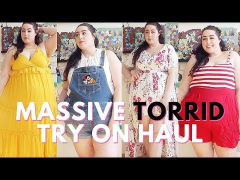 Torrid Try on Haul
