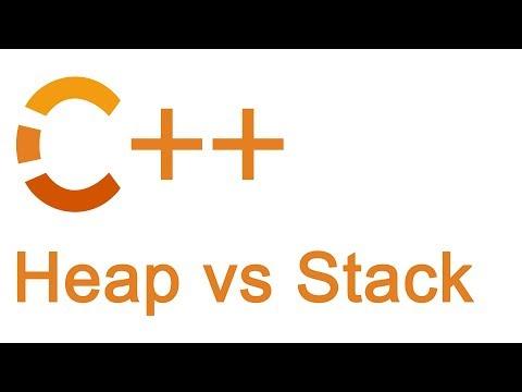 Stack vs Heap Memory in C++