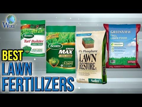 10 Best Lawn Fertilizers 2017