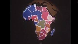 How the Europeans Divided Africa