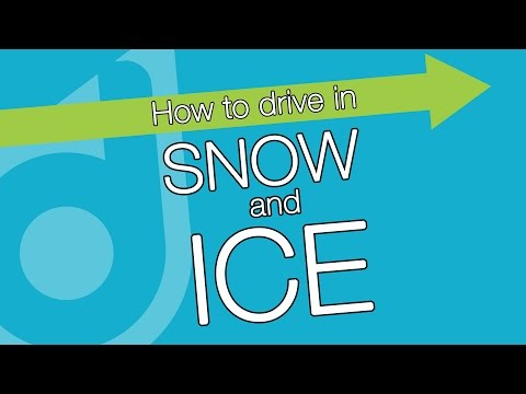 How to Drive in Snow and Ice | miDrive