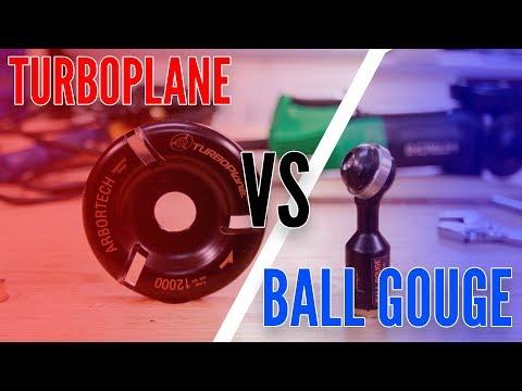 Turbo Plane vs Ball Gouge