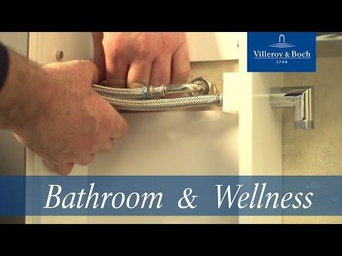 How to install – Vivia shower panel | Villeroy & Boch