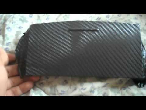 Carbon fiber install!Rvinyl!