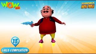 Motu Patlu - Funny Gags #13 - 1 hour episodes!