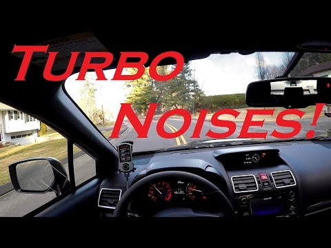 WRX Mishimoto Intake Sounds and Review