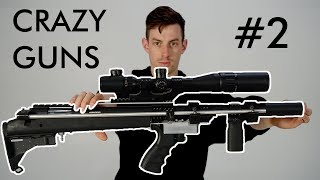 Download Airsoft Sniper Cut in Half - Shoots Better Now! Video