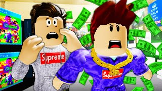 Download The Spoiled Brother: A Sad Roblox Movie Video