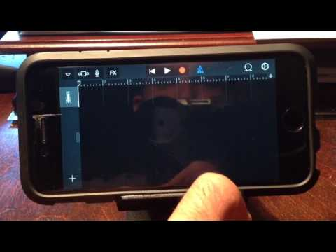 How to Add an MP3 to GarageBand on iPhone