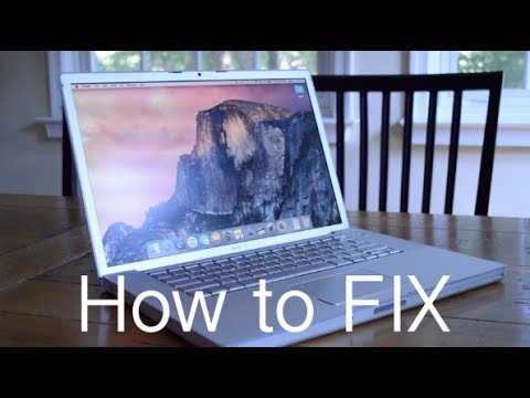 2008 MacBook Pro Graphics Issue Explained (and how to fix it!)