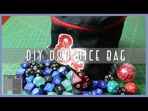 DIY Dice Bag