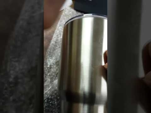 How to remove sticky residue from yeti cup.