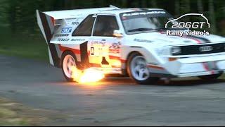 Eifel Rallye 2016_ Group B, Mistakes & Action By_206GT