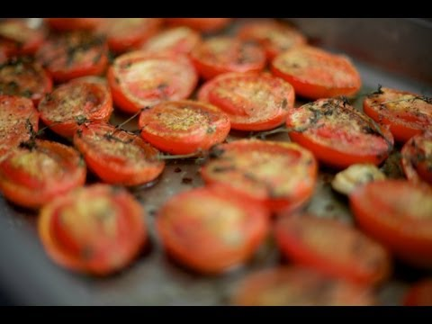 How to Roast Tomatoes for pasta sauce - Frankie Cooks