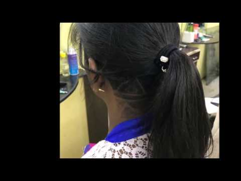 Indian Girl Undercut Haircut | Subscribe for full Video | Photo 1