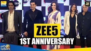 ZEE5 I 1st Anniversary I Arbaaz Khan, Arjun Rampal, Pooja Bhatt & Other Celebs I FULL EVENT