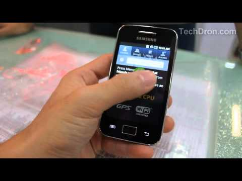 Samsung Galaxy Ace GT-S5830 Preview