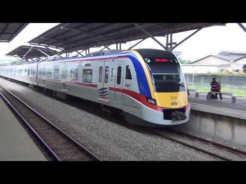 Train Stations in Malaysia - (Shah Alam & Klang)